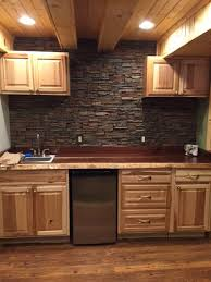 how to install a kitchen backsplash creative faux panels