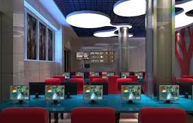 design cyber cafe furniture cyber cafe design interior fancy internet cafe design pictures 95 on