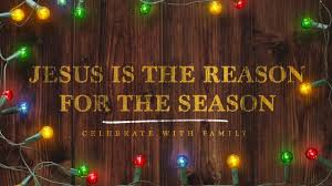 jesus is the reason for the season pastor marco garcia 12 5 16