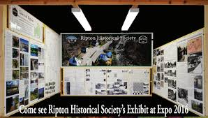 Vermont travel expo images Rhs at the vermont history expo ripton historical society jpg