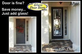 glass door tampa cut existing doors u0026 add glass archives the glass door store