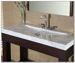25 Inch Vanity 49 Inch Vanity Top With Sink Sinks And Faucets Home Design