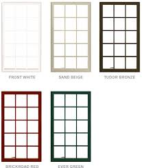 fiberglass windows finishes and grilles
