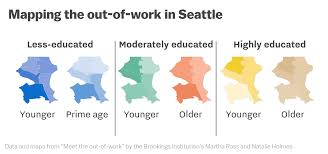 jobs in seattle 7 types of people who are out of work categorized with data vox