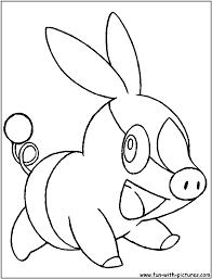 pokemon oshawott coloring pages printable images pokemon images
