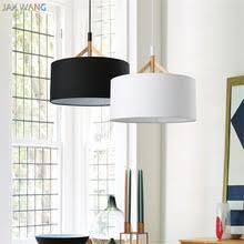 round fabric shade pendant light buy fabric shade pendant light and get free shipping on aliexpress com