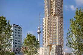 frank gehry s warped tower will be berlin s tallest building curbed photo via arch daily