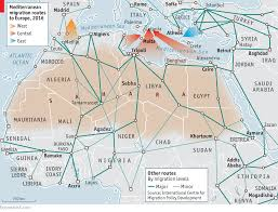 Map West Africa by Better Monitoring Of The Flow Of People In West Africa To Fight