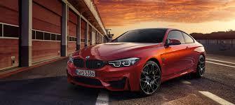 red bmw m4 bmw m4 coupé design