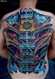 back tattoos ideas 55 mind boggling 3d tattoo designs u2013 attractive true 3d tattoo
