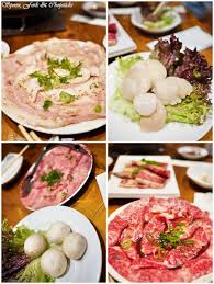 cuisine sans poign馥 spoon fork chopsticks kashiwa yakiniku japanese bbq restaurant