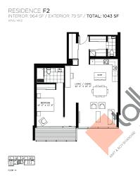 residence floor plan 629 king residences talkcondo