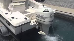 sunbird neptune 200cc 150 johnson ocean pro youtube