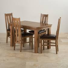 Dining Table Sets Free Delivery Oak Furniture Land - Oak dining room table chairs