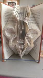 book folding pattern bee by craftykatecreations on etsy