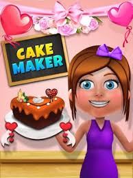 cake maker kids cooking game android apps on google play