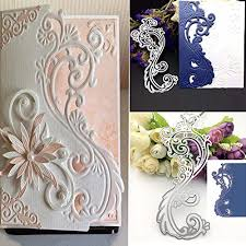 diy scrapbook album bluelans cutting dies stencil metal mould template for diy