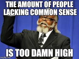 Common Memes - too damn high meme imgflip