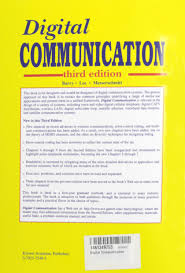 buy digital communication book online at low prices in india