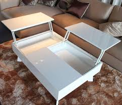 coffee table gallery modern white coffee table elegant classic