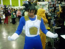 Saiyan Halloween Costume Goku Cosplayer Jah U0027lon Dao Dragon Ball