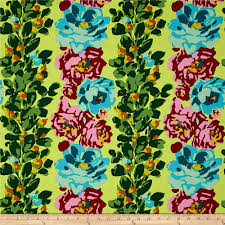 Home Decor Fabric Canada by Yellow Turquoise Panel Fabric Com