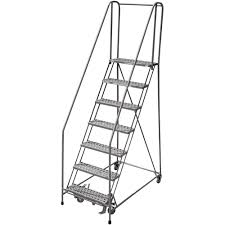 cotterman rolling ladder u2014 80in max height model 1008r2632a1
