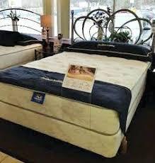 Brothers Bedding Simmons Beautyrest Legend Plush Mattress Master Bedroom
