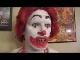 Ronald Mcdonald Halloween Costume Ronald Mcdonald Costume Size Statue