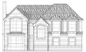 two story home floor plans affordable two story house floor plan