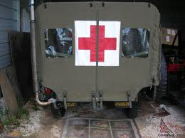 military jeep front m718 military front line ambulance m151 jeep 1 4 ton truck mutt
