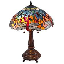tiffany lights for sale tiffany style red dragonfly table l amazon com