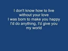 What Can I Do To Make You Happy Meme - britney spears born to make you happy lyrics youtube