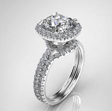 luxury engagement rings images Luxury engagement ring 3 carat diamonds fine brilliant jpg