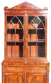 Antique Breakfront China Cabinet by Antique Bookcase China Cabinet Drinks Cabinet For Sale At 1stdibs