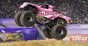 monster truck jam tickets 2015 madusa talks monster jam wwe hall of fame