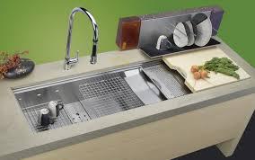 narrow kitchen sinks kitchen sink design captainwalt com