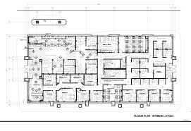 Office Design Floor Plans by Interior Office Floor Plan Layout Intended For Gratifying Bank