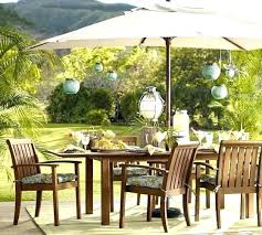 Pottery Barn Patio Table Awesome Outdoor Furniture Pottery Barn And Alluring Pottery Barn