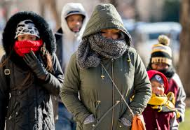 Weather At Six Flags Nj Enduring Cold Snap Creates Headaches At Home On Highways Wane