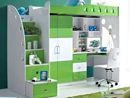 children s desk with storage childrens bed with desk crafty design kids beds with storage and