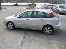 ford focus zx5 specs cd silver metallic 2006 ford focus zx5 ses hatchback exterior