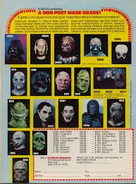 rodney dangerfield halloween mask magazines cavalcade of awesome page 5