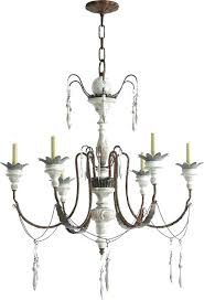 White Small Chandelier White Wood Chandelier Yia Me