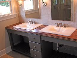 granite countertops stunning ideas double sink bathroom vanity