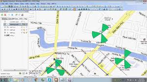 Map A Driving Route by Drawing Route For Driving Test By Mapinfo Youtube