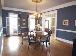 dining room paint ideas with chair rail large dining room with