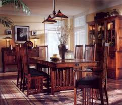 Mission Style Dining Room Furniture 16 Best Mission Style Dining Rooms Images On Pinterest Craftsman