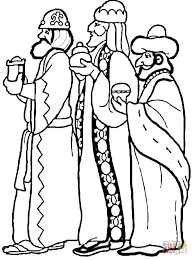 3 Wise Men Coloring Page Free Printable Coloring Pages Wise Worship Coloring Page
