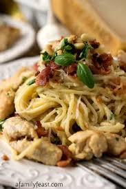 Easy Italian Dinner Party Recipes - pasta alla gricia best pasta ideas